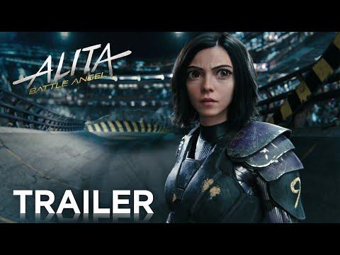 Alita: Ángel de combate, una cinta que promete un espectáculo de robots
