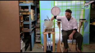 MythBusters - Jamie Swearing Test | No Pain, No Gain
