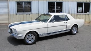Mustang Coupé 1966 look Shelby GT350