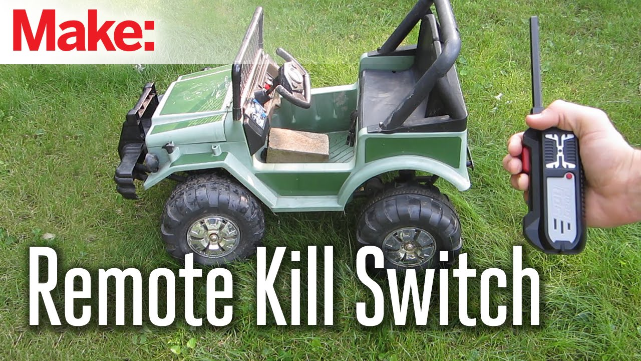 Diy Hacks And How Tos Remote Kill Switch Youtube To Connect Generator House Wiring On Diagram