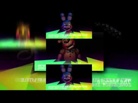 (YTPMV) FNAF Song Animatronic Voices Lyrics 2 Scan