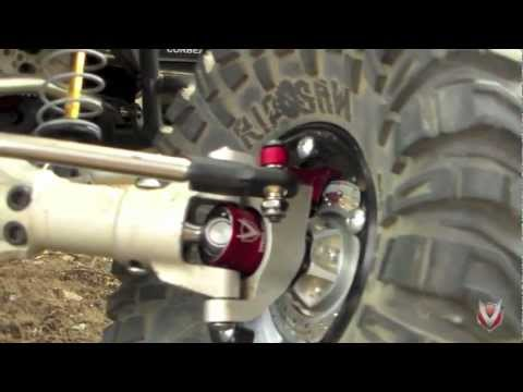 Axial Wraith CVD Heavy Duty Axle Shafts