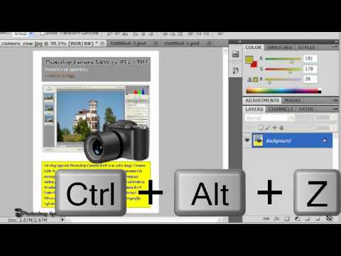 vodič kroz photoshop osnove 2 osnovna obrada fotografij ...