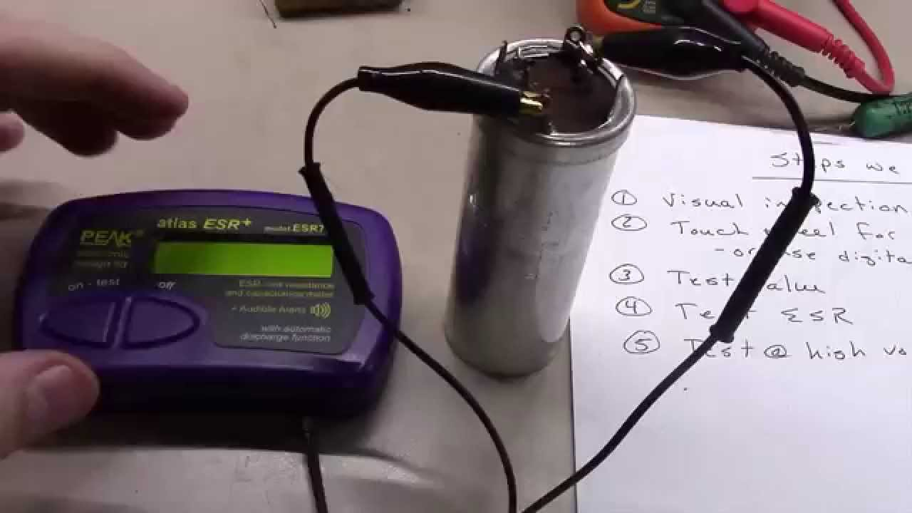 Electronic Basics 14 Capacitors How To Make Capacitor Charging Discharging Circuitinteresting