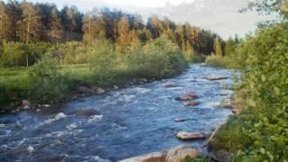 Земля, Вода, Горы и Солнце  фото Павла Анищенко  Южный Урал