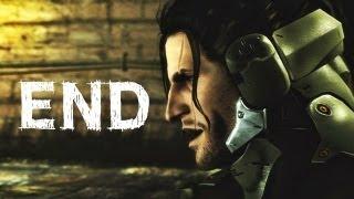 Metal Gear Rising Revengeance Jetstream Sam DLC Ending - Gameplay Walkthrough Part 4