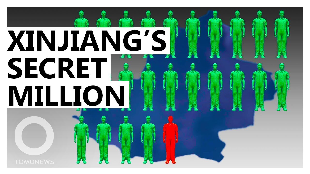 China Has Capacity to Imprison 1 in 25 Residents of Xinjiang