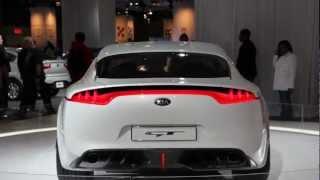 Kia sports car concept 2013 Videos