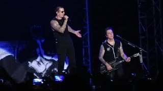 A7X  AVENGED SEVENFOLD - AFTERLIFE live in Jakarta, Indonesia 2015