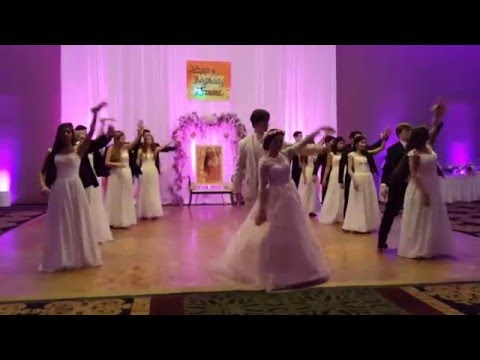 Waltz- Cotillion Dance -( A Thousand Years )