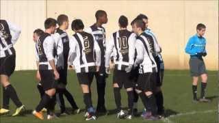 Eclaron vs Municipaux Troyes, 01-04-2012 -- Résumé