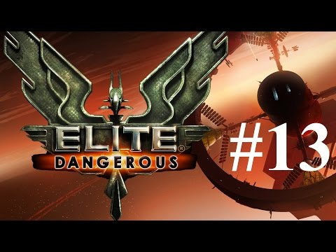 Elite Dangerous - Wielka Ekspedycja: Przystanek Witch Head Nebula