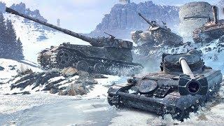 World of Tanks – Бесплатная Онлайн-игра про Танки