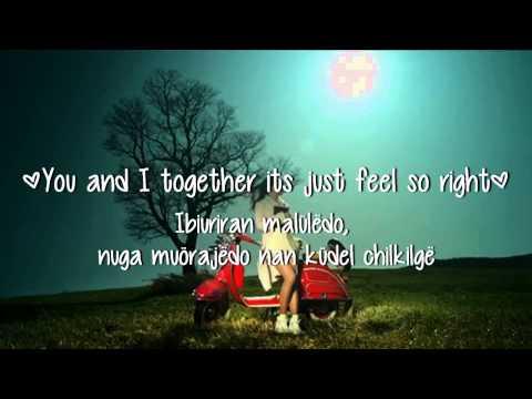 Park Bom - You and I (Karaoke/Inst) Rom. Fácil
