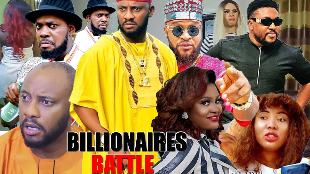 Billionaires Battle Part 3&4 (New Movie Hit) - Yul Edochie|Chizzy Alichi 2020 Latest Nollywood Movie