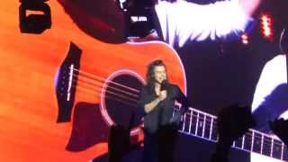 One Direction - Night Changes (1st attempt) - 24 Sept 15 - O2 Arena London HD