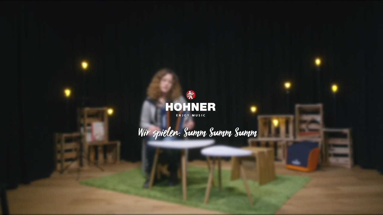 The first steps with HOHNER XS