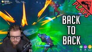 Video BACK TO BACK - Fortnite Gameplay #39 (Fortnite Thanos Event Mode StoneMountain64) download MP3, 3GP, MP4, WEBM, AVI, FLV Agustus 2018