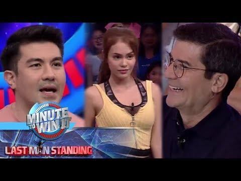 Minute To Win It: Luis, kinabahan sa ngiti ni Edu habang sumasayaw si Ivana