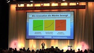 Vortrag Digitalisierung - digitale Innovationen als Game Changer
