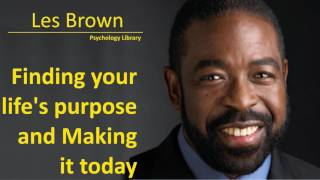 Video Les Brown - Finding your life's purpose and Making it today - Psychology audiobook download MP3, 3GP, MP4, WEBM, AVI, FLV Juli 2018