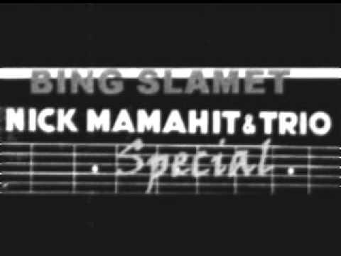 BING SLAMET & NICK MAMAHIT Trio - Ilhamku    (P'DHEDE CIPTAMAS ).wmv