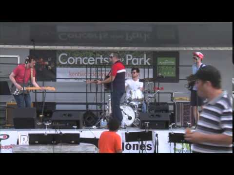Mark Sala and The Guns - Concerts in the Park, Wyoming, MI