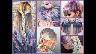 Gorgeous Pastel Hair Color Ideas - Hair Trends