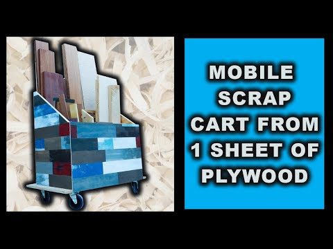 mobile-storage-cart-from-1-sheet-of-plywood