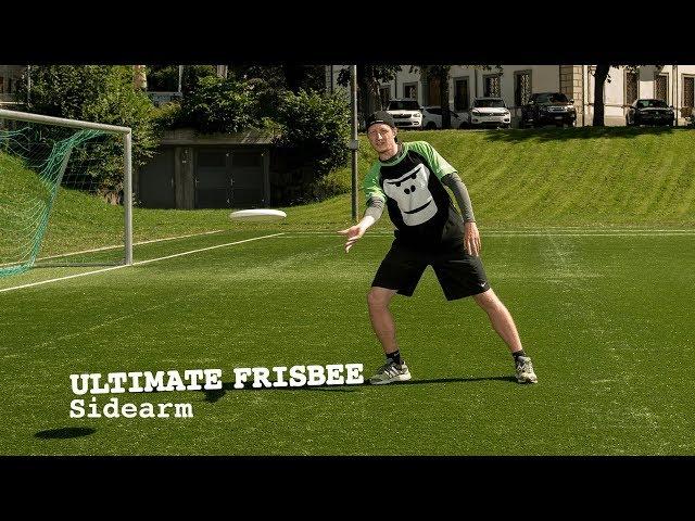 GORILLA Frisbee - Sidearm (6)