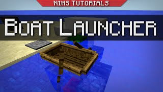 NIMSTUT - 1.9 Boat Launcher