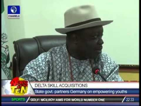 Delta Skills Acquisitions:State govt. partners Germany on empowering youths