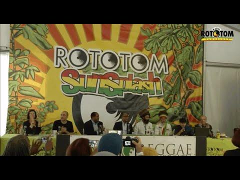 ETHIOPIA AND RASTAFARI TO THE WORLD @ Reggae University 2019