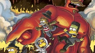 Simpsons Treehouse of Horror OPENBOR 720P HD Playthrough