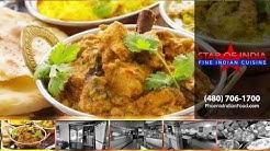 Best Indian Food in Phoenix - Star of India (Chandler)