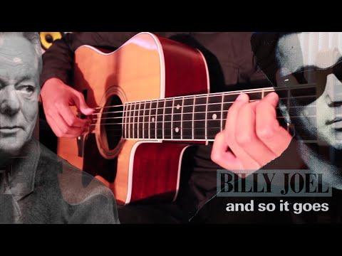 Tommy Emmanuel - And So It Goes (Billy Joel) - Acoustic Fingerstyle mp3