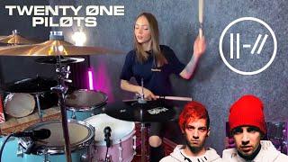 Twenty One Pilots - Lane Boy - Drum Cover