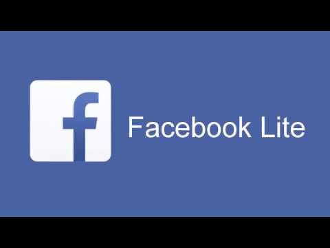 Download and use Facebook Lite