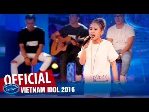 VIETNAM IDOL 2016 - VÒNG NHÀ HÁT - LỘT XÁC - THANH HUYỀN