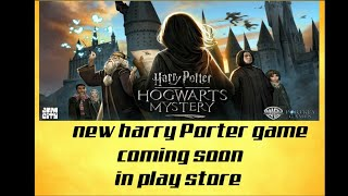Harry Porter Hogwarts new  game preview 😉😉😉