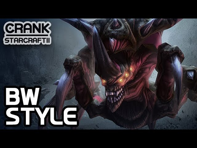 Brood War Style: Lurker/Zergling - StarCraft 2
