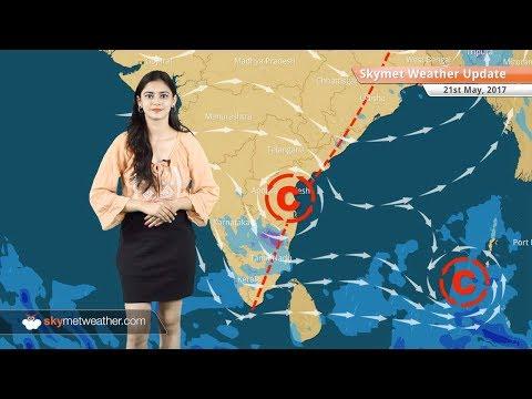 Weather Forecast for May 21: Rain in Delhi, Kerala, Andhra Pradesh; heatwave in Vidarbha, Telangana