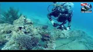 Tauchen der Wracks des Roten Meeres. Wracktauchen Video: Thistlegorm, Rosalie Moller, Abu Nuhas