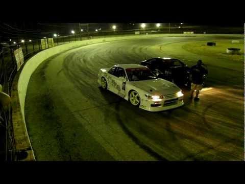 JustDrift Top Drift Rd. 3 Dan Brockett vs. Carlos ...