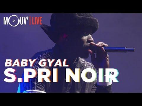 Youtube: S.PRI NOIR: Baby Gyal (live @ Concert Mouv' x AllPoints)