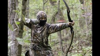 BowHunter Vs Assassin 2 - When Hunter becomes the Prey - Best Fighting Scene