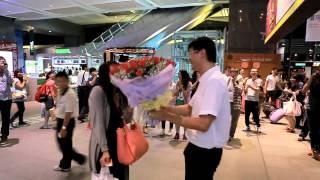 20120728台中高鐵超幸福求婚記