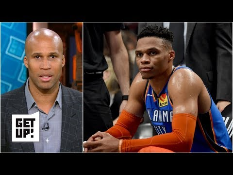 The Thunder have more at stake than just trying to advance - Richard Jefferson | Get Up!