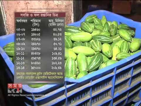 Vegetable Export From Bangladesh