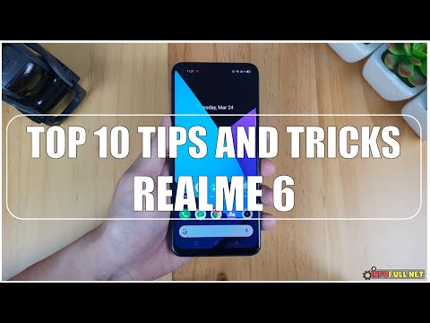 Top 10 Tips And Tricks Realme 6 You Need Know